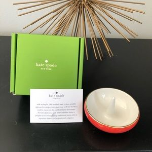 Kate Spade Ring/Jewelry Holder, NEW IN BOX